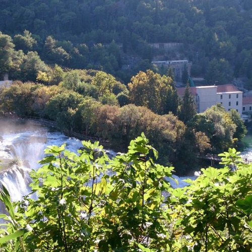 Krka tour for small groups