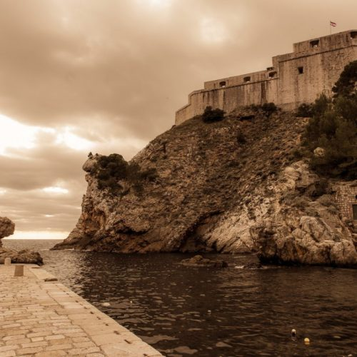 Walking tour Dubrovnik GOT