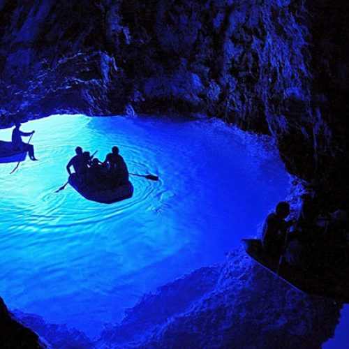 Private Boat tour Blue lagoon Blue cave