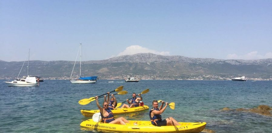 Tours in Split Croatia 2019 - Kayaking