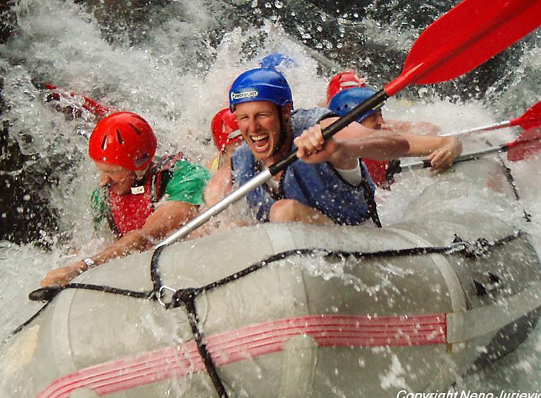 Tours in Split Croatia 2019 - Rafting
