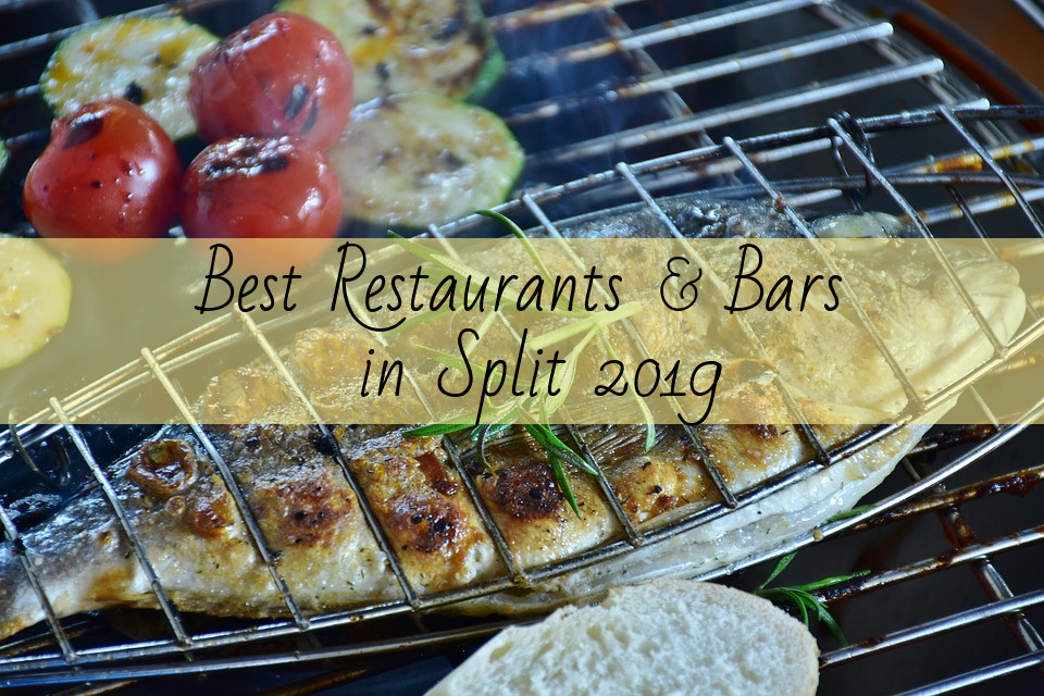 Best Restaurants and Bars in Split 2019