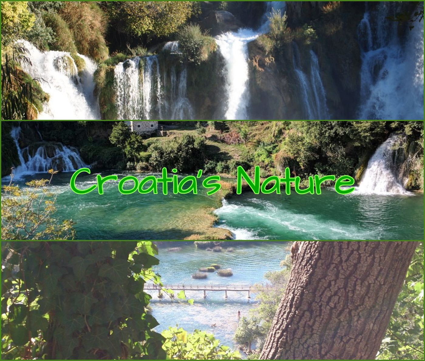 Krka must see National Park