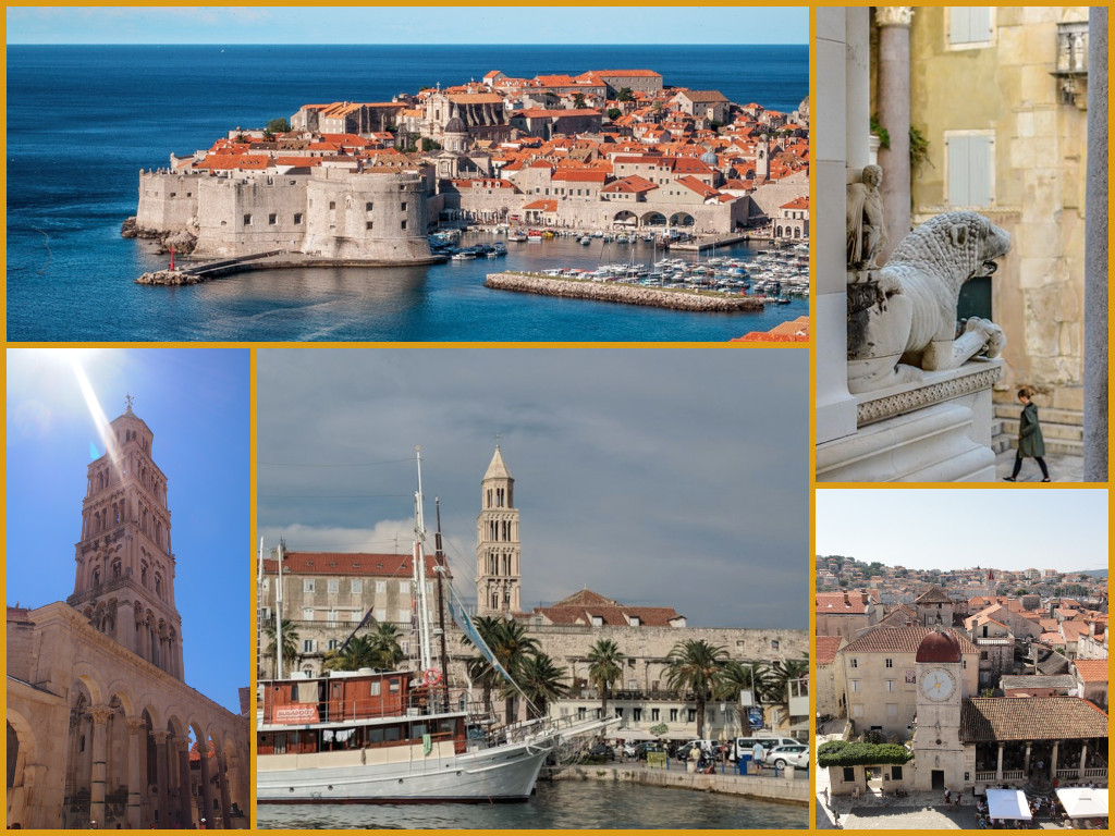Excursions on Cruise Ships in Split - Walking