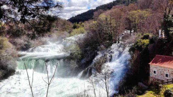 Budget travelling Croatia - Krka