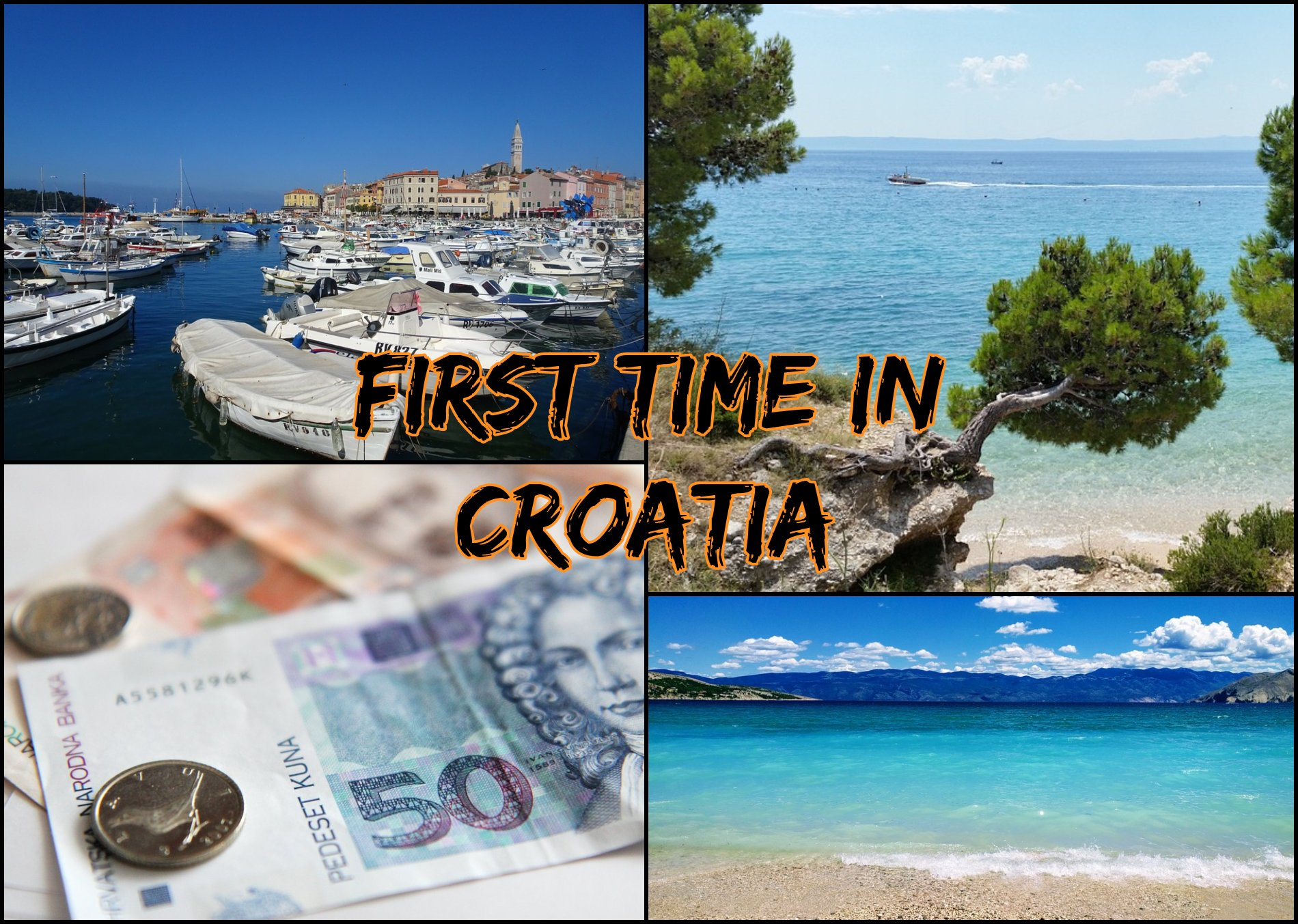 Croatia tips for your first time