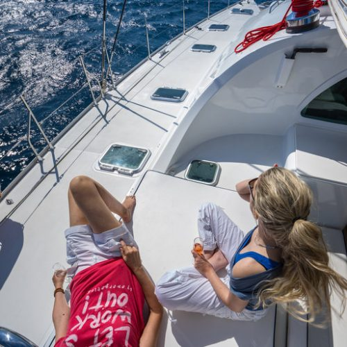 Private Catamaran Cruise from Split