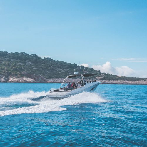 Blue Cave speedboat tour from Split