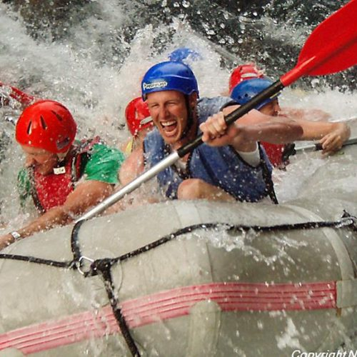 Rafting Split tour story about Cetina