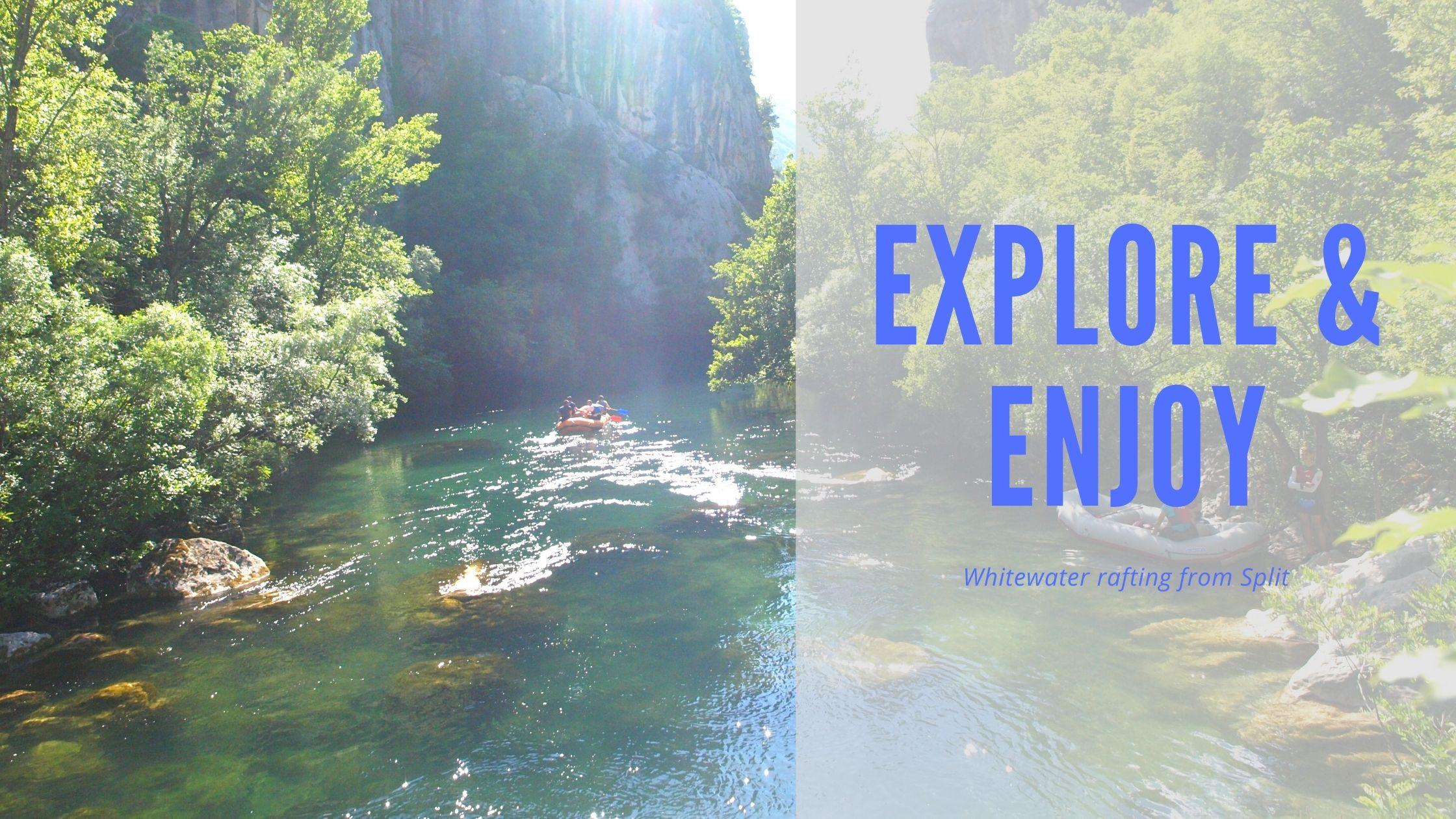 Rafting Explore