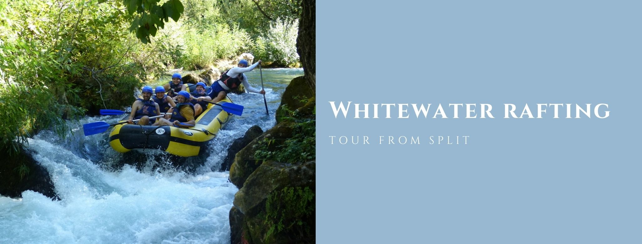 Whitewater rafting title
