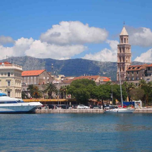 Blue Lagoon tour from Split
