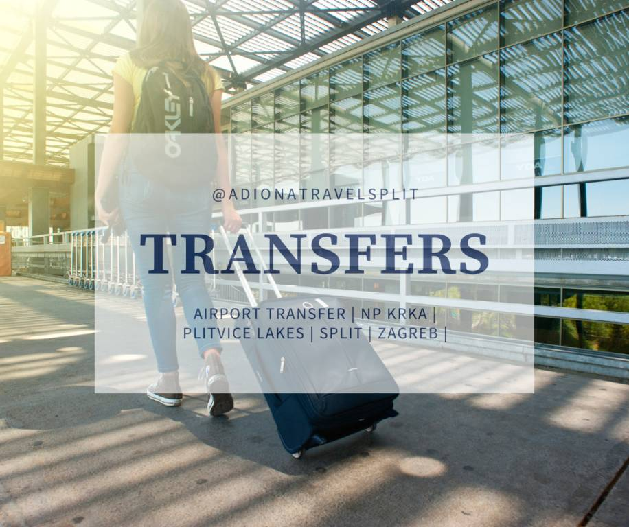 Transfer Zadar airport Makarska