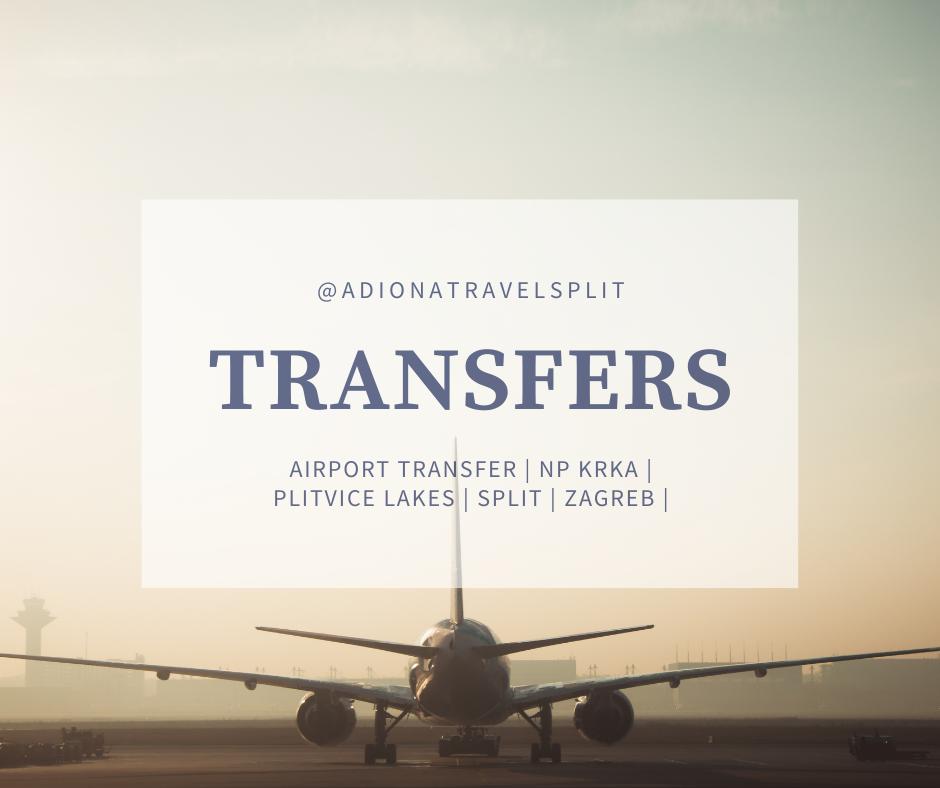 Transfer Zadar airport Dubrovnik