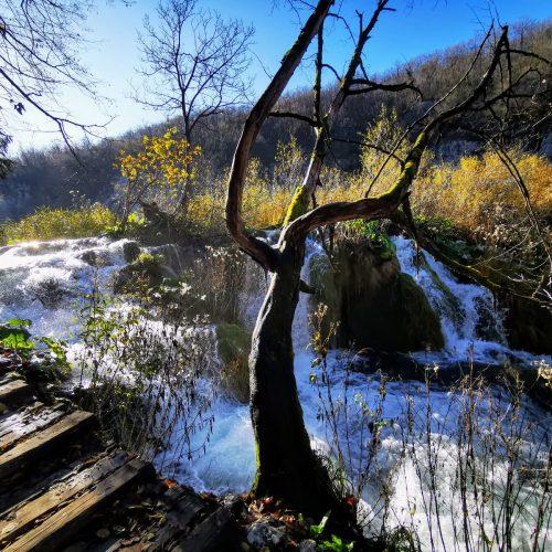 Plitvice lakes group tour from Split