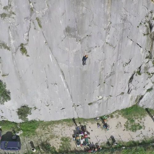 Rock Climbing tour from Split