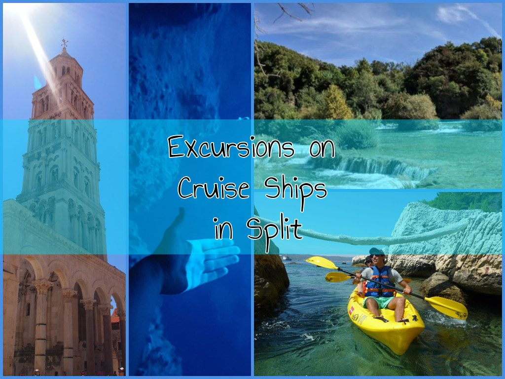 Excursions on Cruise Ships in Split