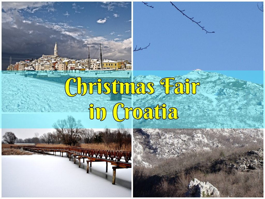 Christmas Market in Croatia