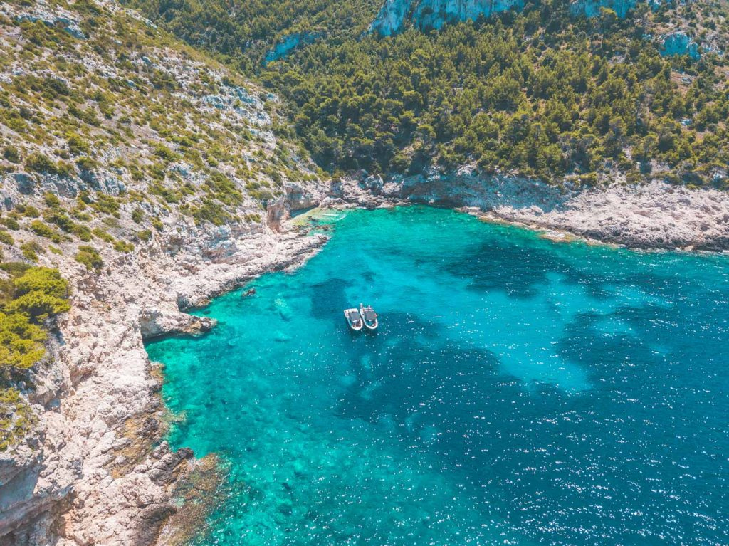 Private Boat tours from Split