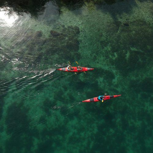 Trogir Kayaking tour from Split